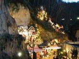 Kerstmarkt Valkenburg (grotten)